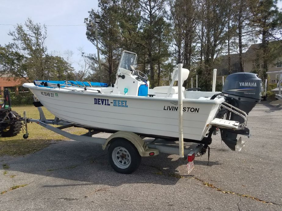 2011 Livingston 16 Power Boat For Sale - www yachtworld com