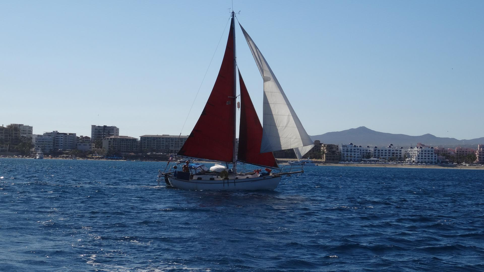 32' Westsail Cutter+Photo 5