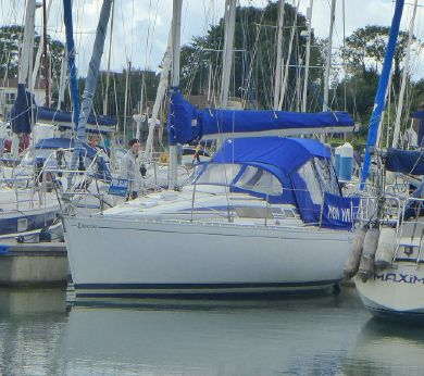 1988 Beneteau First 285 lift keel