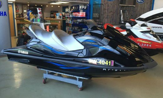 2014 Yamaha Waverunner VX Cruiser