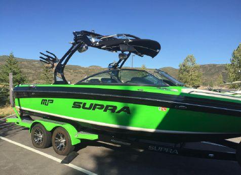 2013 Supra Launch 22V Bowrider