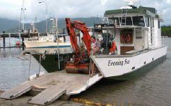 1999 Barge Alloy Landing