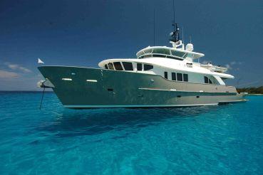 2009 Custom 92' Long Range Expedition Motor Yacht