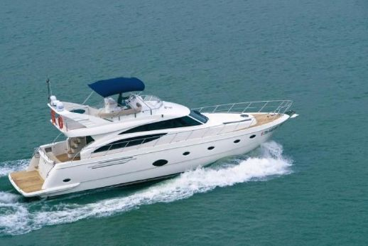 2017 Allmand Yachts 60 Yacht