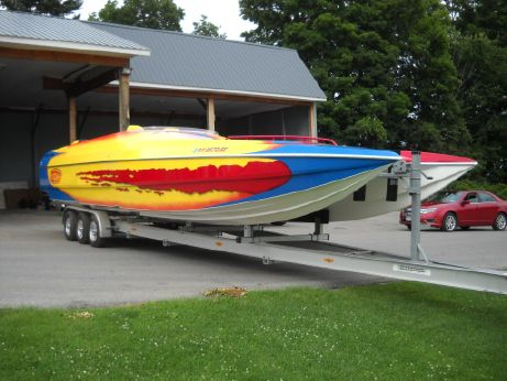 2004 Spectre 36 Pleasure /  Cat