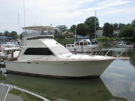 1985 Egg Harbor 37 Convertible