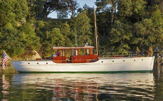 1918 Lawley Motor Yacht 1918