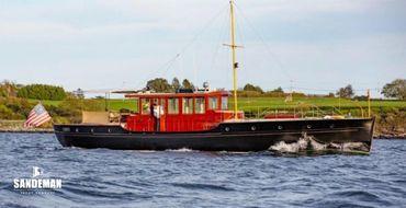 1918 Custom Lawley Motor Yacht 1918