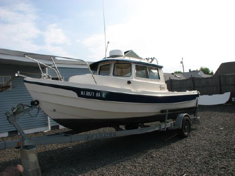 2007 C-Dory 22 PILOTHOUSE