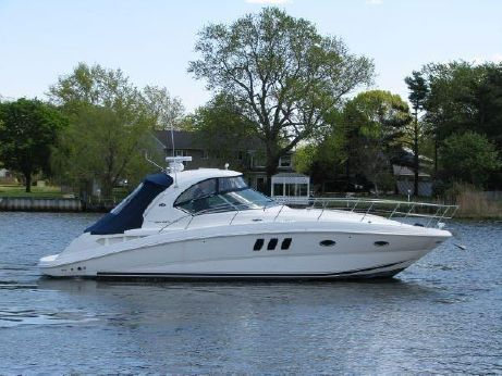 2010 Sea Ray 390 Sundancer w Zeus Drives