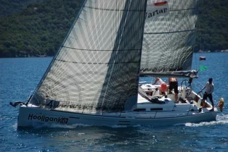 2012 Dufour 40E Performance