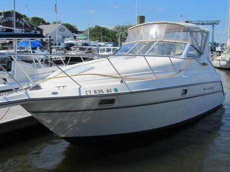 1998 Maxum 2800 SCR