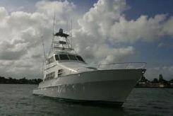 1996 Ocean Tech Marine 65