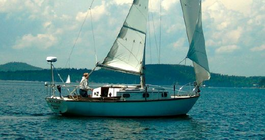 1978 Cape Dory 27' Sloop