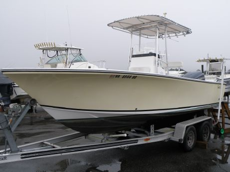 2004 Seacraft 21 Open Fisherman