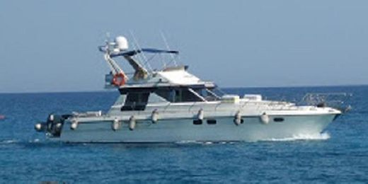 1988 Princess 45 Flybridge