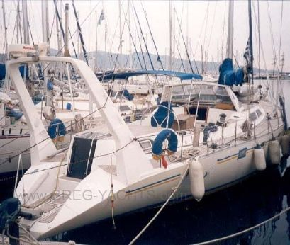1988 Atlantic 61 Extended