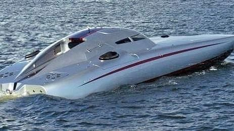 2011 Mystic Powerboats C5000 Turbine Power Boat For Sale