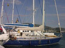 2003 Ben Hur 38 (prototype Boat)