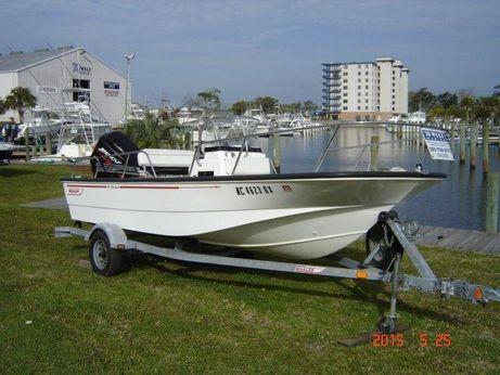 2004 Boston Whaler 17 Montauk