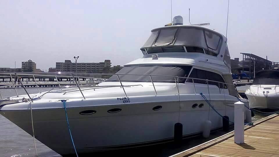 2004 Sea Ray 480 Sedan Bridge Power Boat For Sale Www