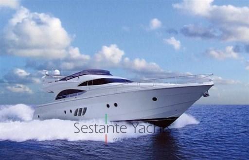 2008 Dominator Yachts DOMINATOR 62