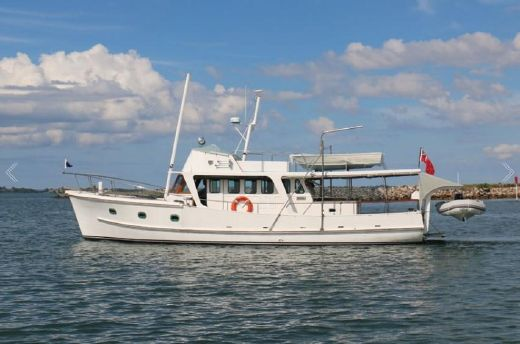 1977 Ellis 45 Bridgedeck Motor Cruiser
