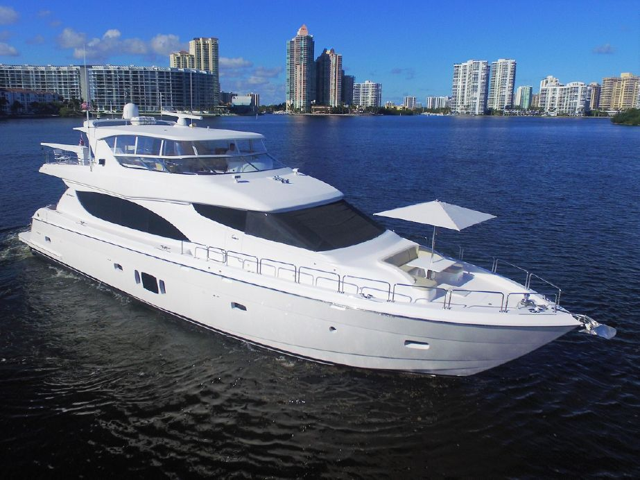 Power Boats For Sale >> 2015 Hatteras 80 Motor Yacht Power Boat For Sale Www Yachtworld Com