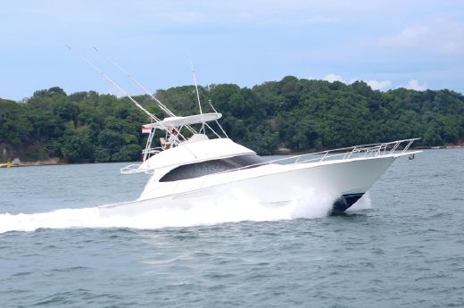 2009 Viking 50 Convertible