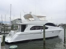 2002 Hatteras6300 Raised...