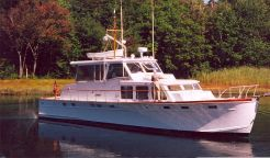 1963 Huckins Linwood