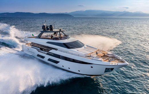 2018 Ferretti Yachts 920