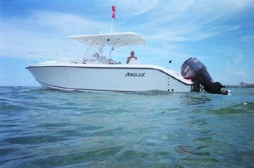 2009 Angler 28