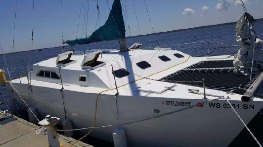 1987 Catamaran Hortsman 34'