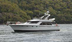 1990 Ocean Alexander 51 Motor Yacht