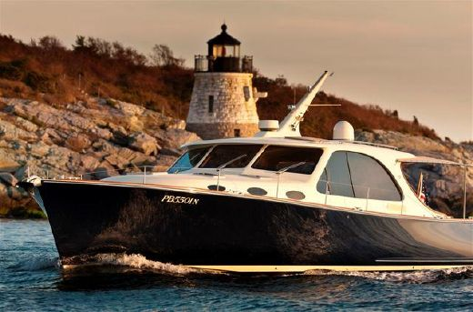 2018 Palm Beach Motor Yachts PB55