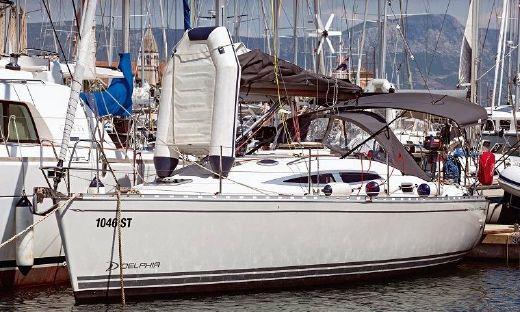 2009 Delphia 33 swing keel
