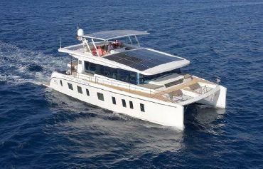 2020 Silent Yachts Silent 55