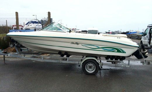 1996 Sea Ray 180 Bow Rider