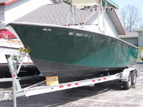 1977 Sea Craft 23 Center Console