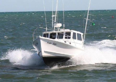 2018 Downeast Fisherman/Cruiser