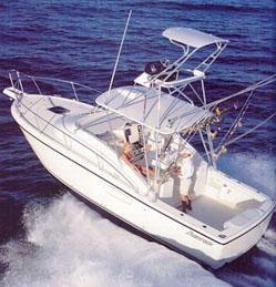 2003 Shamrock 290 Offshore