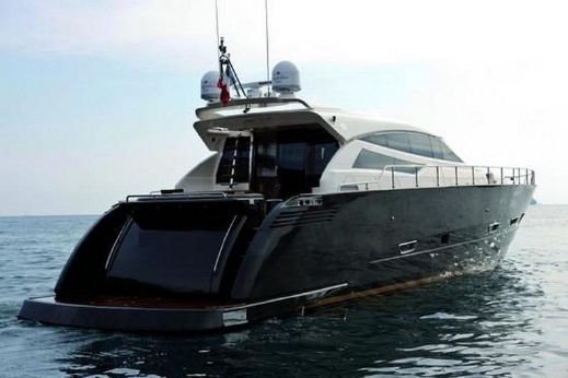 2008 Cayman 75