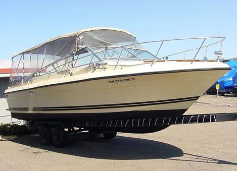 1976 Century Venturer 300