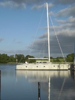 2000 Deutscher Werftbau Asante 170