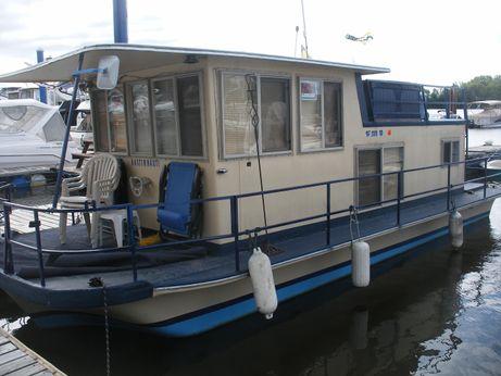 1964 Drifter Houseboat 30 ft. Drift-R-Cruise