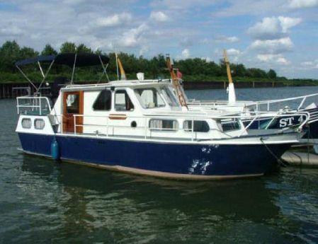 1981 Stahlyacht Alm Werft