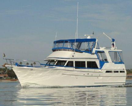 1987 Sea Ranger 46 Trawler
