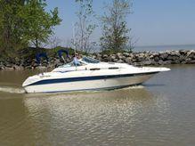 1993 Sea Ray 250 Express Cruiser BIG motor
