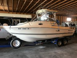 photo of  22' Wellcraft 240 Coastal